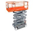 Rental store for SCISSOR LIFT 46  X 32  ELECT in Portland OR
