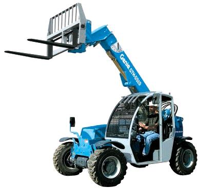 Forklift 5 5k Reach 19 Foot 4wd Rentals Portland Or Where