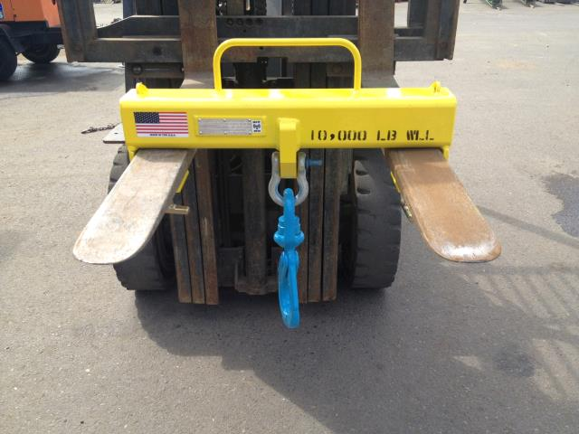 Lifting Beam Forklift 10 000 Lbs Rentals Portland Or