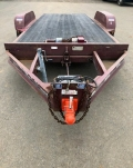 Rental store for TRAILER, 2 AXLE TILT 16 -10M - WINCH in Portland OR