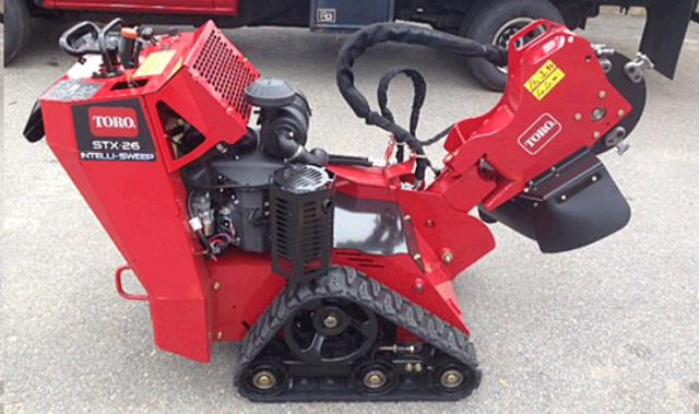 Stump Grinder 26hp Toro Rentals Portland Or Where To Rent