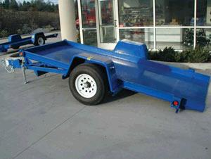 Where to find TRAILER, 1 AXLE-TILT 12 -3.5M in Portland