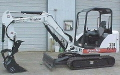 Where to rent BOBCAT EXCAVATOR 331 in Portland OR