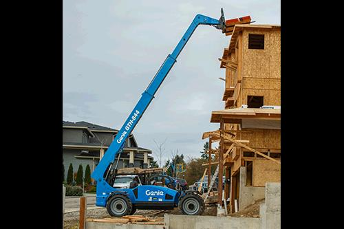 Forklift 8k Reach 44 Foot 4wd Rentals Portland Or Where