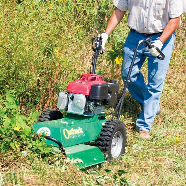 Mower Highweeds 11hp Billygoat 26 Inch Rentals Portland Or