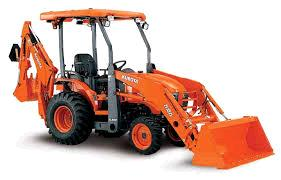 Where to find BACKHOE LOADER, KUBOTA B26 in Portland