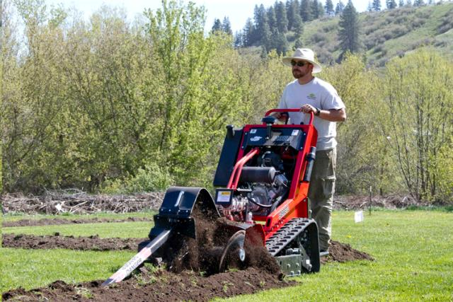 Where to find TRENCHER TRACK 36 X 6 in Portland