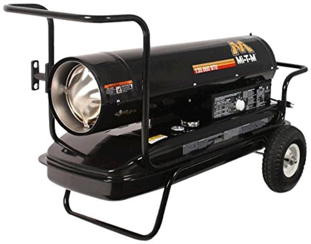 Heater kerosene diesel 190k btu rentals portland or where for Electric motor repair portland oregon