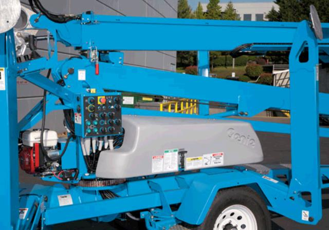 Trailer Boom Tz 50 Dc Rentals Portland Or Where To Rent