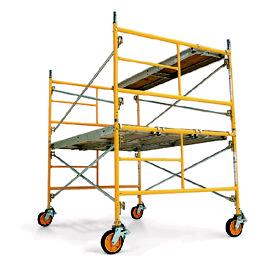 Where to find SCAFFOLDING 20 L X 5 W  X 10 H in Portland