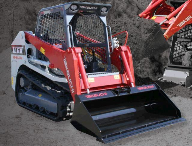 Where to find LOADER, TAKEUCHI TRACK TL6R in Portland