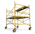 Rental store for SCAFFOLDING 30 L X 5 W  X 30 H in Portland OR