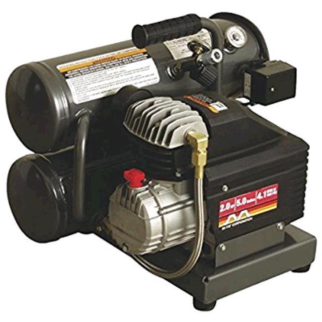 Compressor Elec 2hp 4cfm Compact Rentals Portland Or