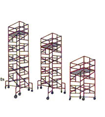 Where to find BUILD SCAFFOLDING PACKAGE in Portland