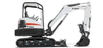Where to find EXCAVATOR, BOBCAT E-35 3.4 Ton in Portland