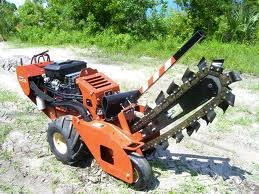Ditch Witch Trencher 36 Inch Rentals Portland Or Where To