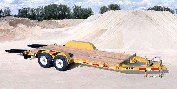 Where to find TRAILER, 2 AXLE RAMP 16 -10M in Portland