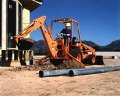 Where to rent BACKHOE, ALLMAND in Portland OR