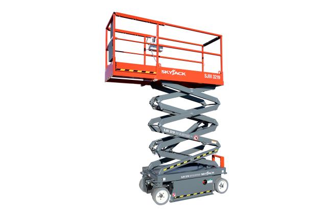 Where to find SCISSOR LIFT 32  X 19  ELECT. in Portland
