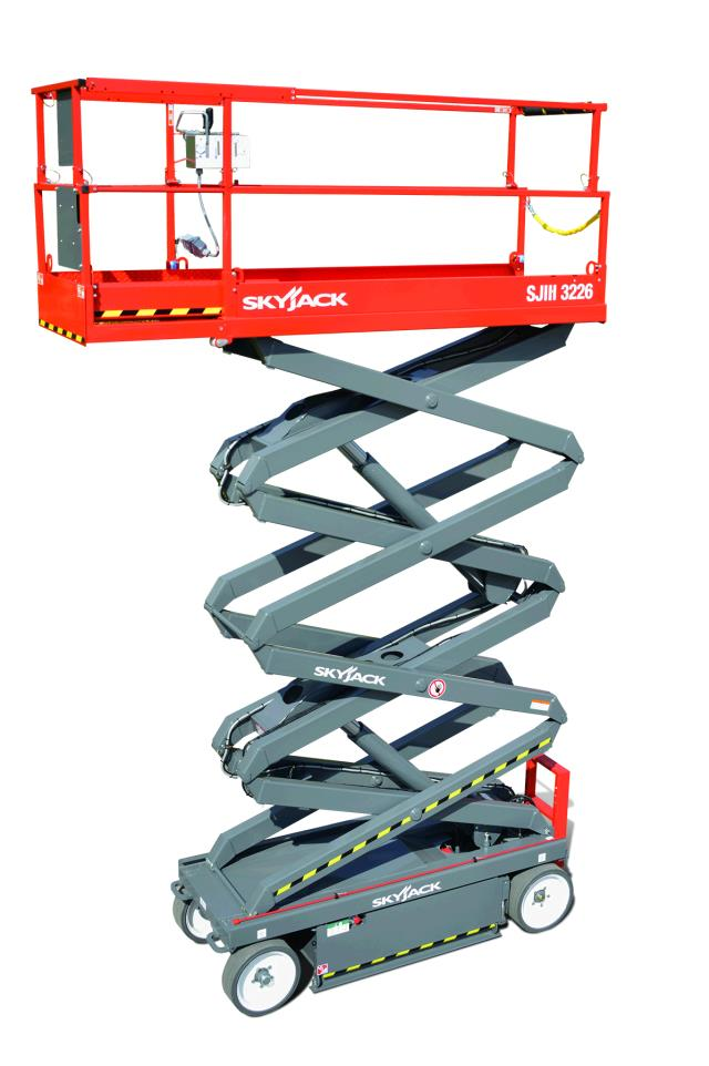 Where to find SCISSOR LIFT 32  X 26  ELECT in Portland
